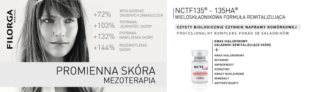 Mezoterapia twarzy, szyi i dekoltu Łódź