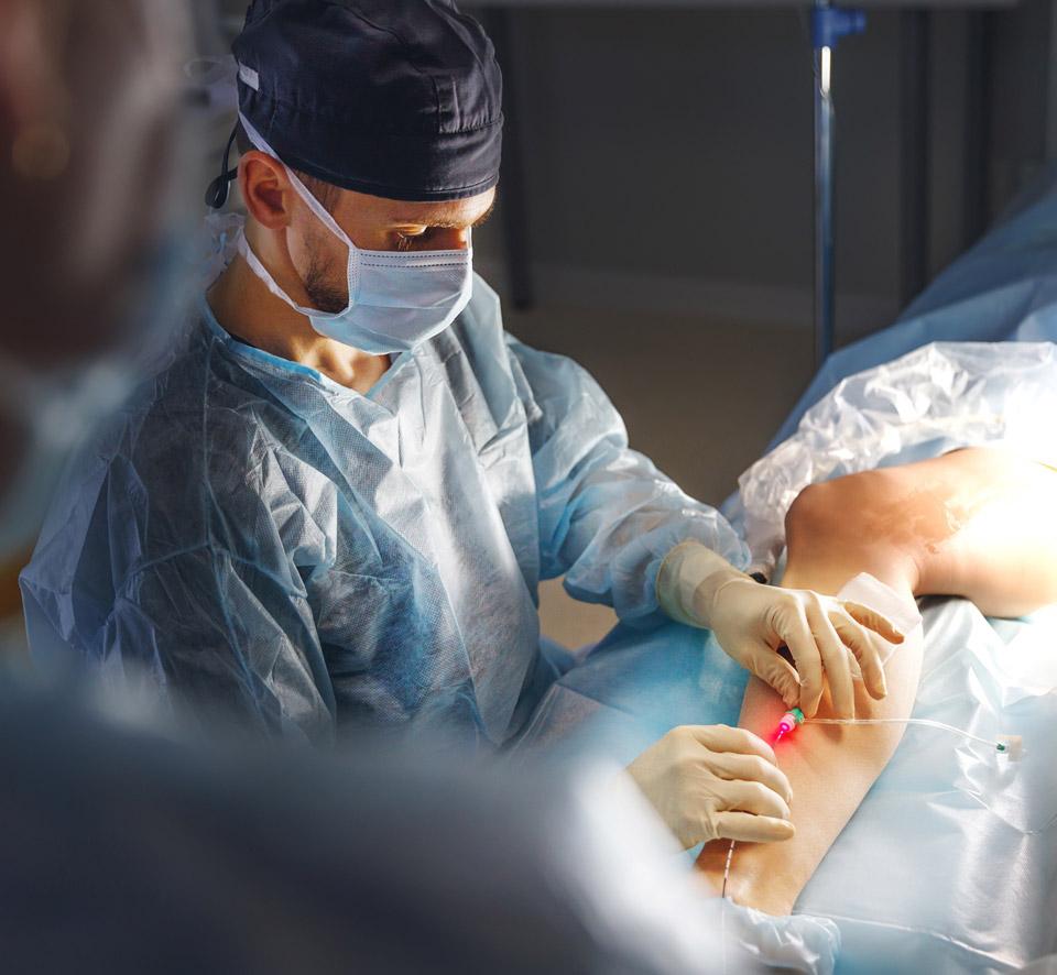 Laserowe operacje żylaków Łódź